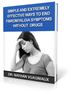 Free Fibromyalgia Relief eBook from Dr. Vuagniaux in Edwardsville
