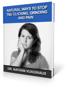 Free TMJ Relief eBook from Dr. Vuagniaux in Edwardsville